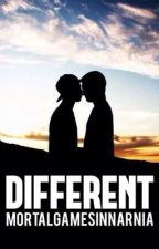 Different (boyxboy) [ON-HOLD] by MortalGamesinNarnia