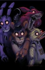 Five Nights At Freddy's by RandomGeekyGirl