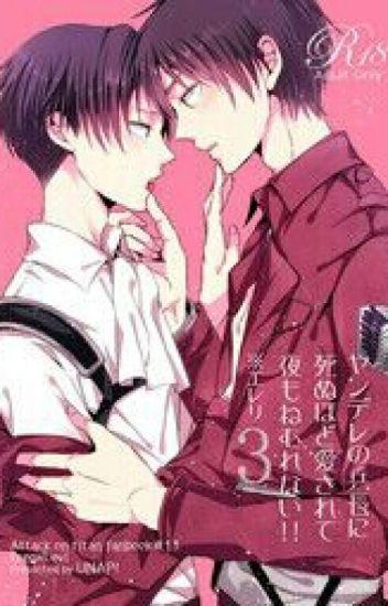 LOVE HURTS Yandere(Eren x reader x Levi)