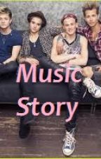 Music Story (The Vamps FF) by Misia98