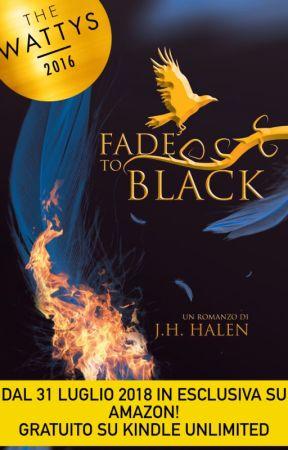 Fade to Black   The Rhapsodic Cursed Souls' Tales (I)- PROSSIMAMENTE IN LIBRERIA by jh_halen