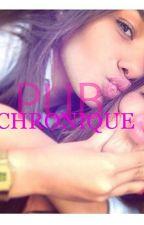 PUB Chroniques by NessChroNikeuse
