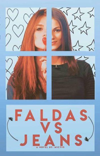 Faldas vs Jeans