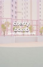 [discontinued] cherry bomb {frerard} by candyflossmelanie