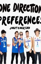 One Direction Preferences by jhutchersxn