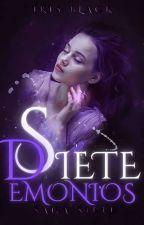 Siete Demonios [Saga Siete #1] by Iris-Black