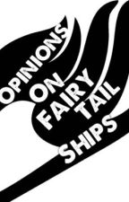 Opinions on Fairy Tail Ships by Imafangirl21