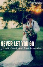 Never let you go, ¿podrá el amor vencer todas las barreras? |SIN EDITAR| by FranArancibia