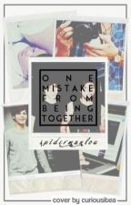 One Mistake From Being Together (Finnish translation)   Larry by Helariina