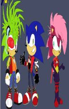 Sonic Underground Movie (UNDER REVISION) by UnbrokenFirecracker