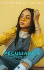 Peculiarity by yyvaniaa