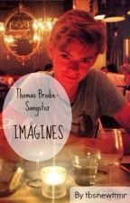 Thomas Brodie-Sangster Smutty Imagines by tbsnewttmr