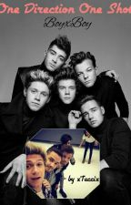 One Direction OS BoyxBoy by xTuccix
