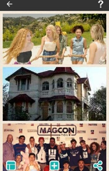la mansión embrujada mangcon boys