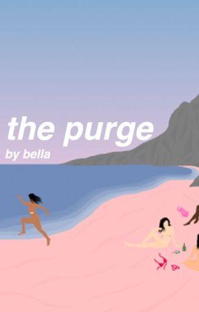 the purge ○ matthew by nohanthony