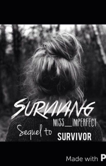 Surviving ➳ bellamy blake