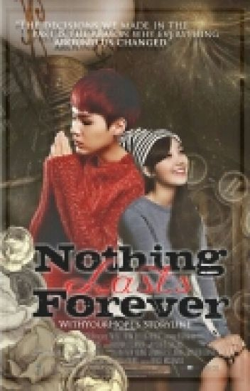 Nothing Lasts Forever (A BTS Suga Fanfic)
