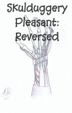 Skulduggery Pleasent: Reversed by Mistical52