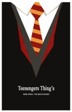 Teenagers thing's :: FRERARD by smokkerings