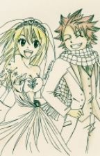 Natsu and Lucy's Wedding by 14Lucy_Heartfilia41