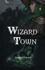 Wizard Town by TheMidnightSpell