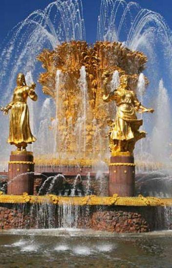 The fountain of creativity