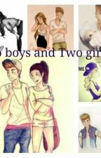 Two boys and Two girls(fanfaction) by lelebelieber1994