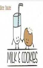 Milk & Cookies by AliceBrown6