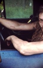 Daryl Dixon Imagine - Crystals & Car Drives by girlunfiltered