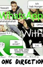 Whatsapp with One Direction! by michelle_4life