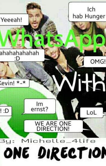 Whatsapp with One Direction!