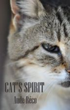 Cat's spirit by Aude-r