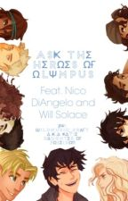 Ask the Heroes of Olympus by WildMusic_Craft