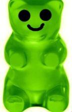 Gummy (the gummy bear)#1 by gummyadventures123
