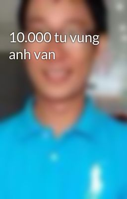 10.000 tu vung anh van