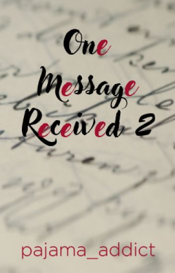 One Message Received II: Sebastian's Pain (To Be Published)
