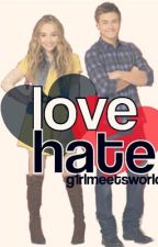 Love Hate GMW by GraceVincze