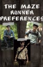 The Maze Runner Preferences/Imagines by greengobIin