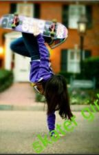 skater girl - rubius by siniestro230