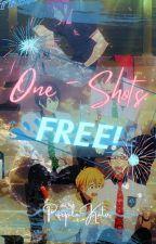 One- shots Free! Personaje x Lectora by kurokochin__