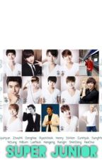 Super Junior Imagines by ExoFanfics422