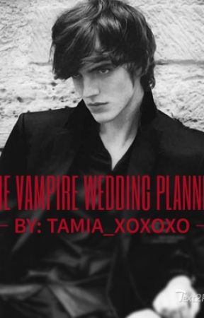 Vampire Wedding Planner by tamiamiaxo