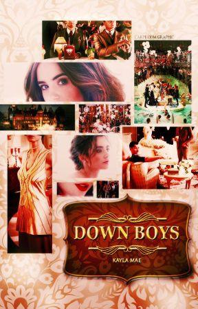 Down Boys by KaylaKeifer