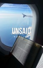 UNSAID / HOOD by whrites