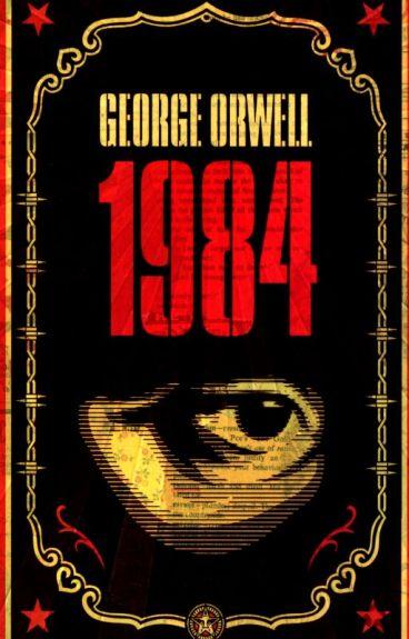"""Джордж Оруэл """"1984"""""""