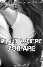 ➳ Right Where You Are | Jack Gilinsky by sheeran18