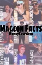Magcon Facts by NancyEverdeen