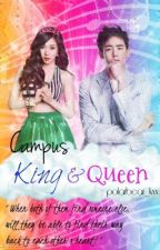 Campus King & Queen by polarbear_kxx