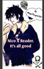 Nico Di Angelo: It's all Good by Mega_Fangirl_24