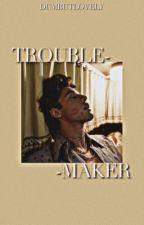 Troublemaker - Cameron Dallas (libro 1)  by BringMeToUnicornland